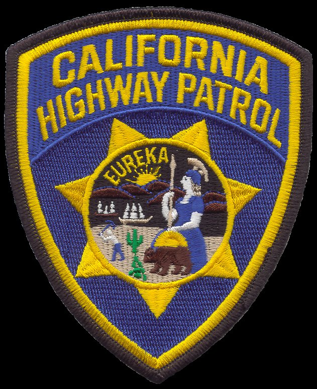 Florida Highway Patrol Traffic >> California Highway Patrol Badge